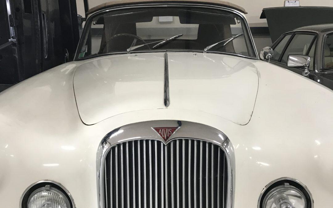 Alvis TD21 Series 2 1962
