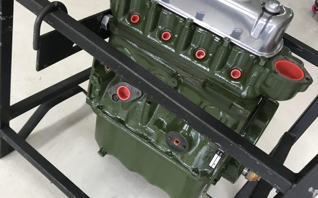 Ivor Searle Engines